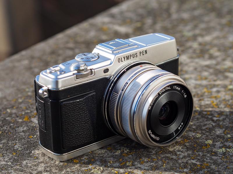 Olympus PEN E-P5 / M.Zuiko 17mm F1.8 Objektiv